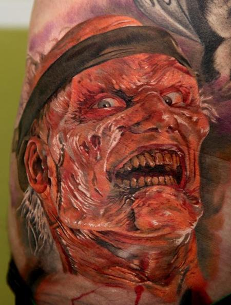 Tattoos - Horror - 60736